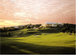 TUCKER'S POINT GOLF CLUB    Featuring TifEagle greens and re-contoured fairways surrounded by majestic views of the island, this course now includes a driving range, practice putting green and short game area. Located on Tucker's Point Drive, Hamilton Parish.