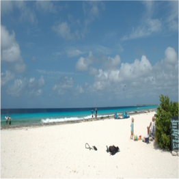 ATLANTIS BEACH   Located at the southwestern end of the island, this rocky beach is a favourite...  More
