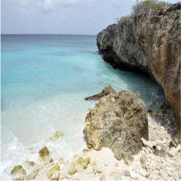 PLAYA FUNCHI   Bonaire's most western beach is found within the Washington Slagbaai National...  More