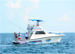 FISHING   For those who a holiday is not complete without a bit of angling, Cancun is a great place to practice patience and agility with fly-fishing, deep-sea fishing, as well as sportfishing.