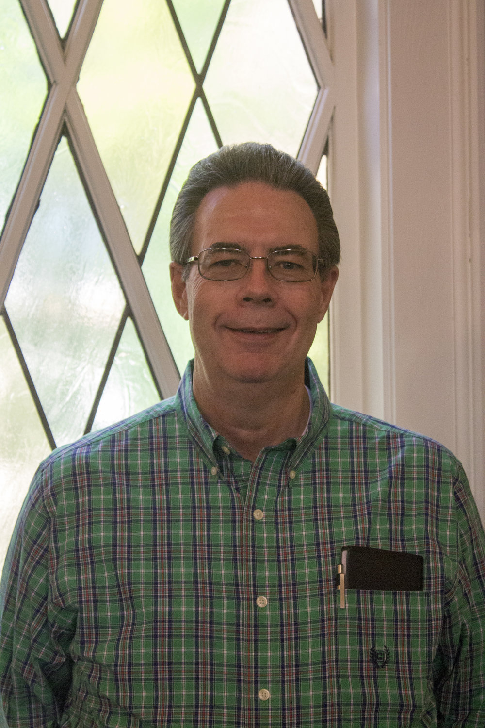 Ken Bush - Ken Bush serves as our Minister of Education and Outreach, with responsibilities including church administration, missions and ministries, and senior adults. Ken joined the Central Park staff in 2001 and had previously served churches in Tennessee and Indiana. He is married to Kay, a teacher at Austinville Elementary School, and they have two grown sons, Andrew and Alan.
