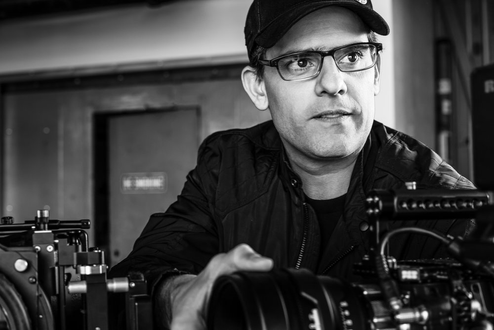 BEN DRICKEY - DIRECTOR & CINEMATOGRAPHER