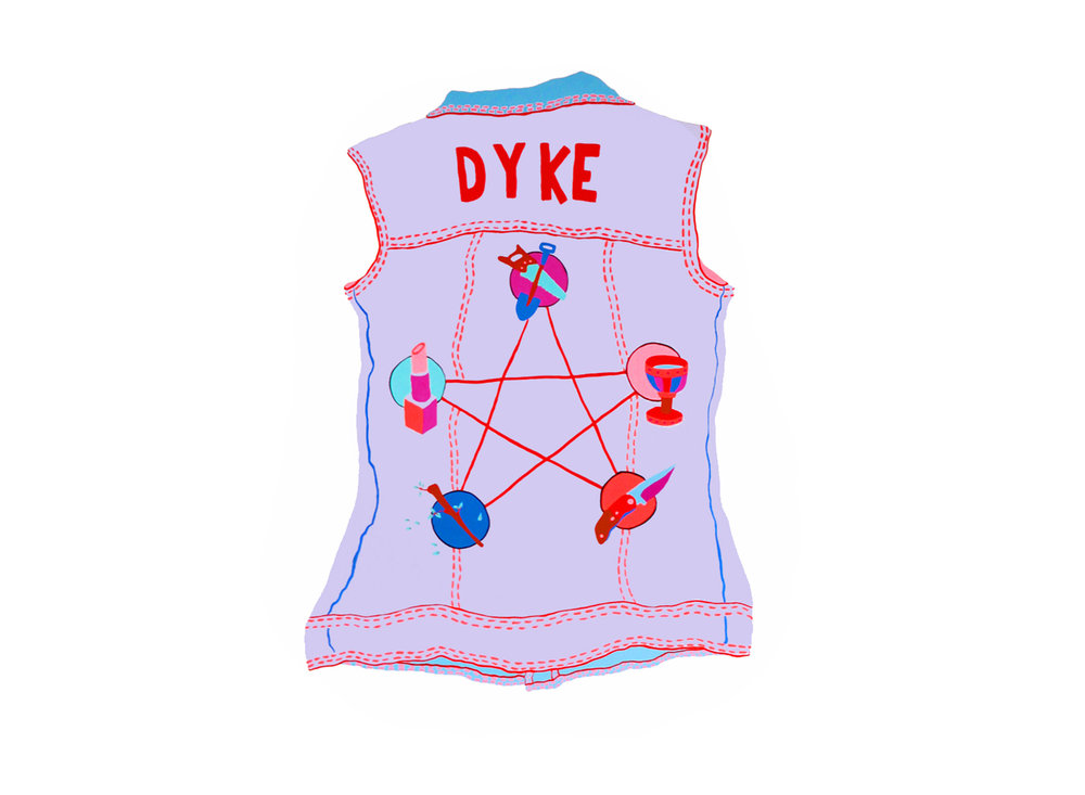 Dyke Vest