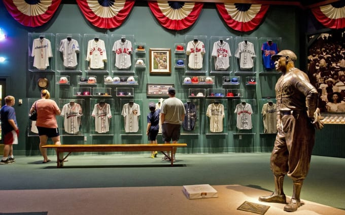 Negro Leagues Baseball Museum — Kansas City, Missouri