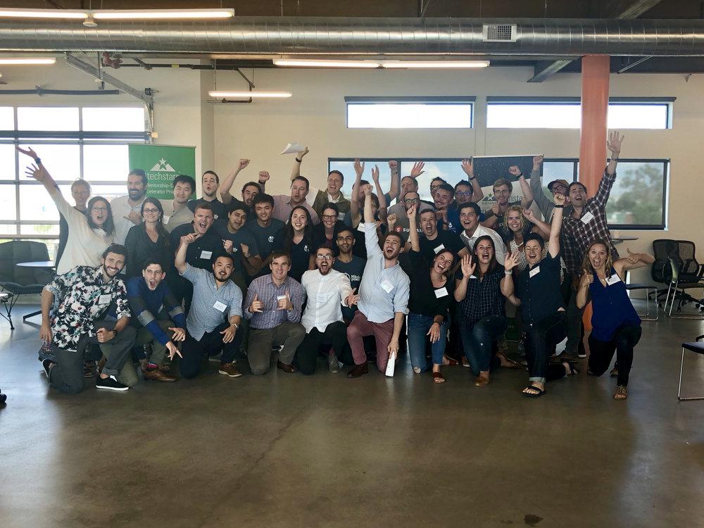 techstars sustainability group