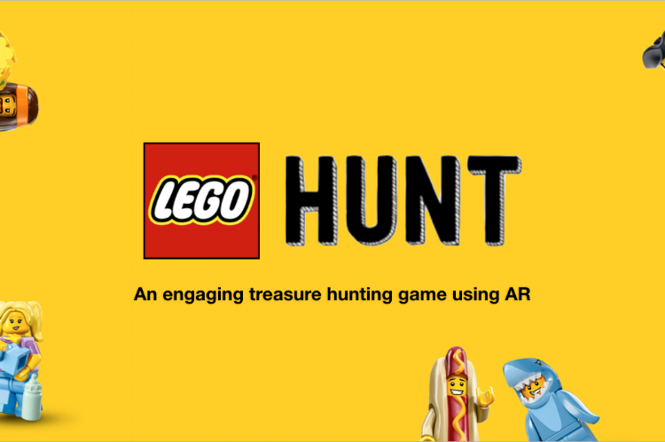 LEGO AR Game - Merging augmented reality and LEGO to innovate education for children. A concept with a working prototype.