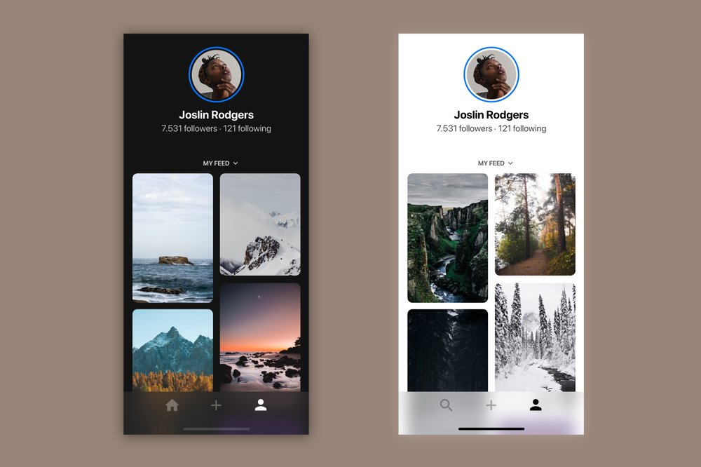 Daily UI Challenge - A 100-day challenge that tests the contributors UI skills.#interface #passionproject