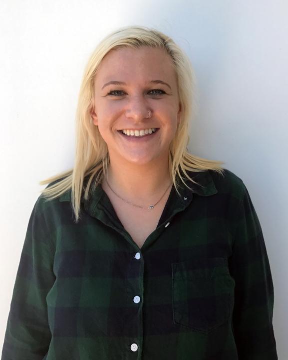 <b>Caitlin McKinley</b></br>Publicity Coordinator