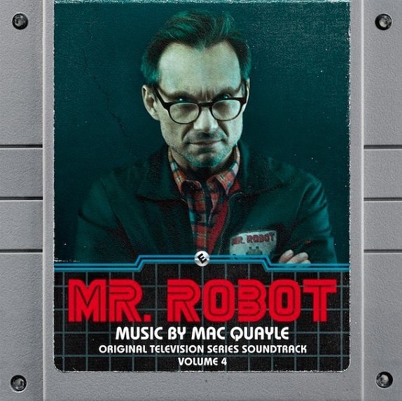 Composer @macquayle's #MrRobot Volume 4 is out TODAY! Get the soundtrack album now and hear the music from @whoismrrobot performed LIVE on December 5th at @theroxy. Details in our bio! #MacQuayle #MrRobot #TheRoxy #Soundtrack