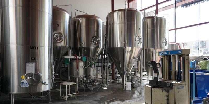 Brewery Edmonton