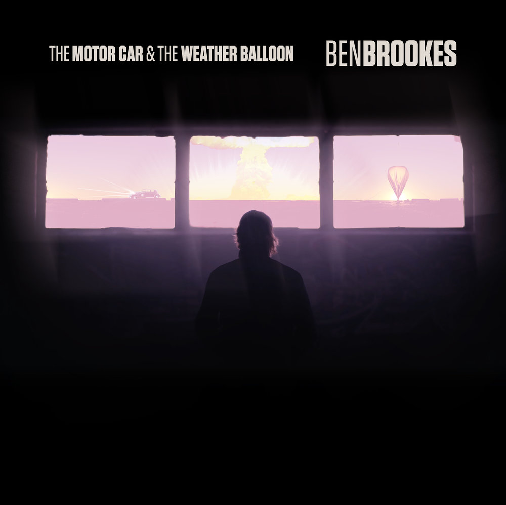 Ben Brookes The Motor Car & The Weather Balloon