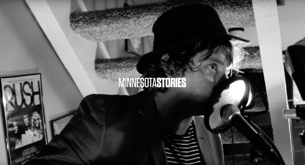 Ben Brookes Music Minnesota Stories