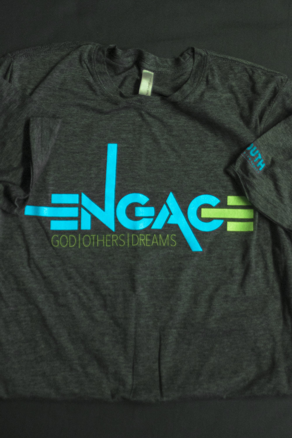 ENGAGE CONFERENCE -  GOD|OTHERS|DREAMS TEE    $10.00