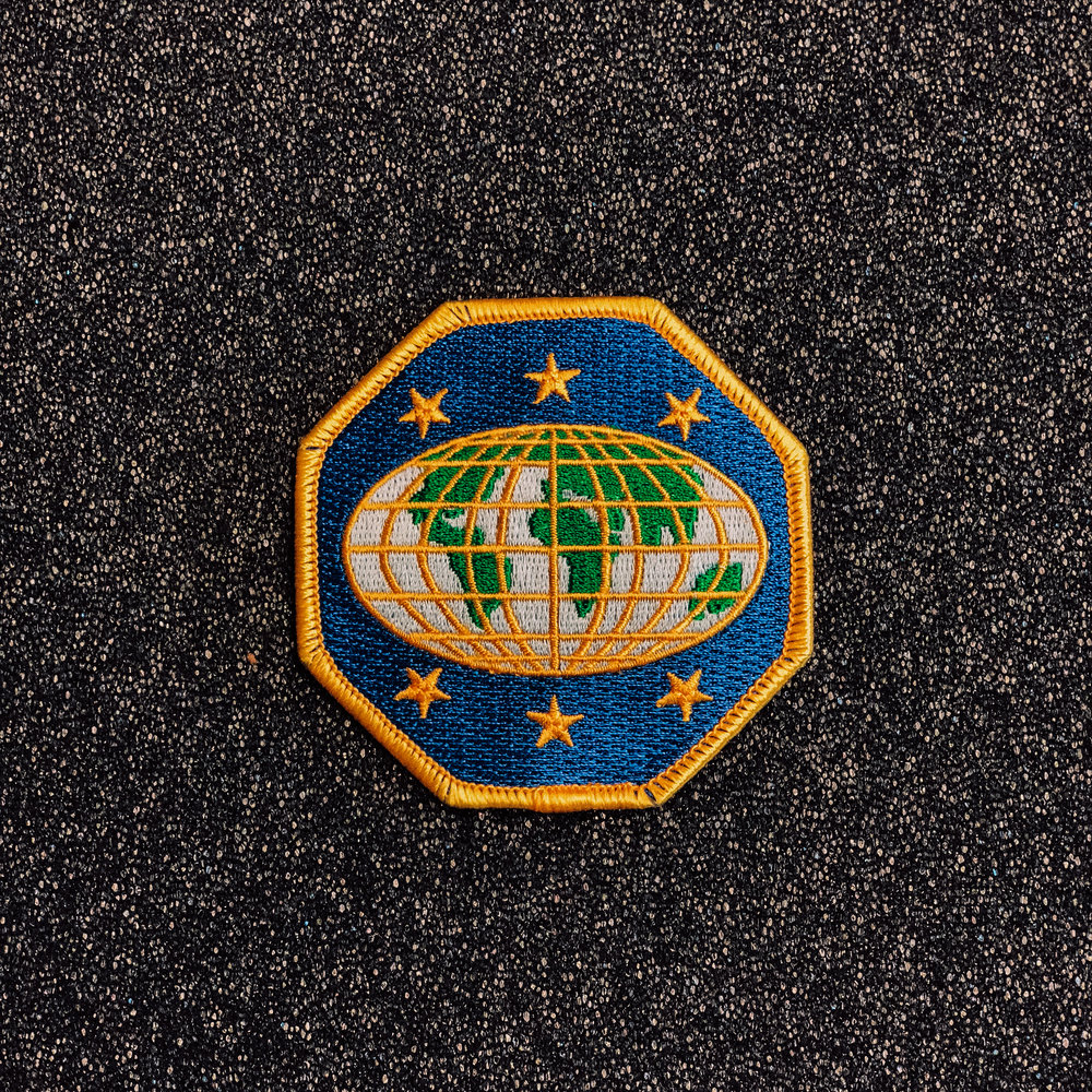 MASTER GUIDE -  OCTAGON PATCH    $2.00
