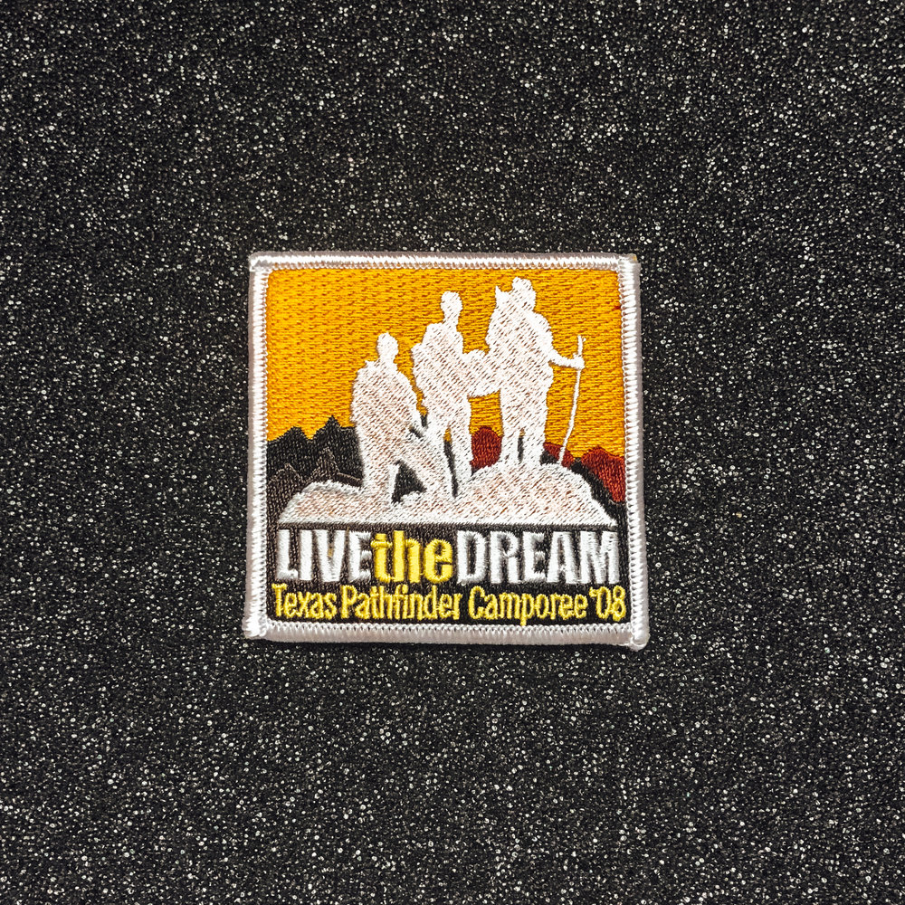 LIVE THE DREAM 2008    $1.00
