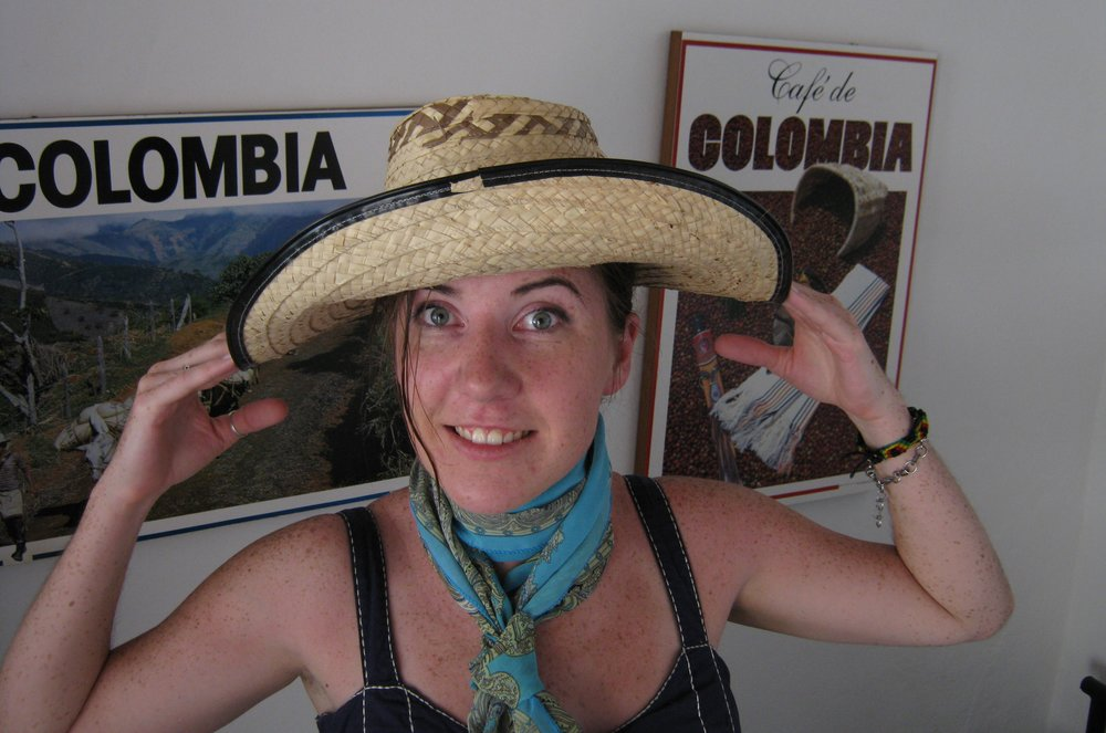 Following that Inner voice and Moving to Colombia.