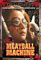 Meatball Machine Cover