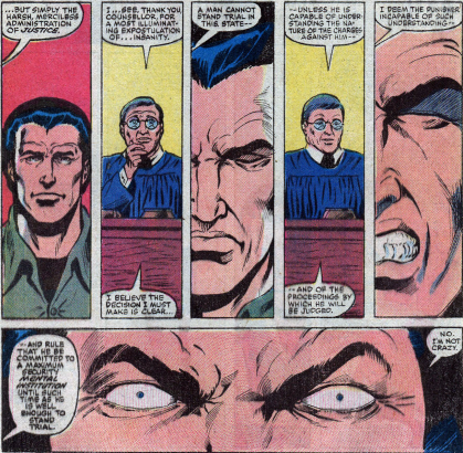 I wonder if Frank Castle ever  wrote a song  for the Beach Boys?