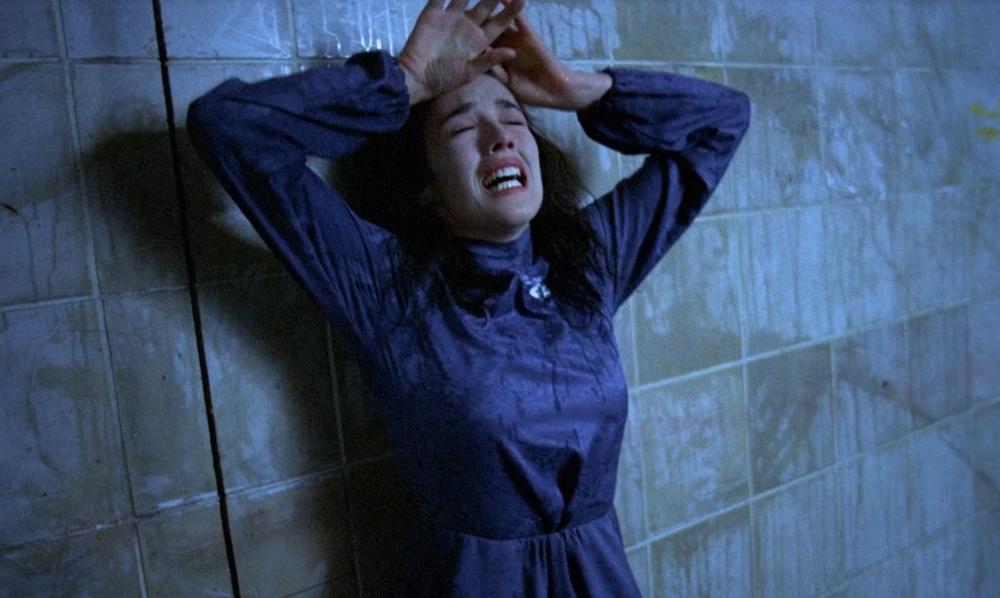 Isabelle Adjani doing next-level horror work in  Possession