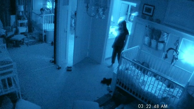 This is why you change the password on your wifi connected baby monitor.