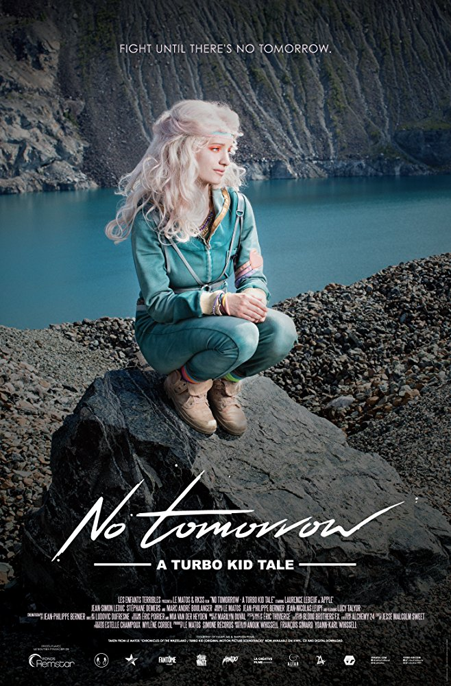 No Tomorrow - Poster.jpg