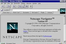 This was the internet in 1996.