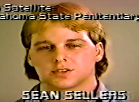 "Sean Sellers was a fan of the ""Adam of Eternia"" hairstyle."