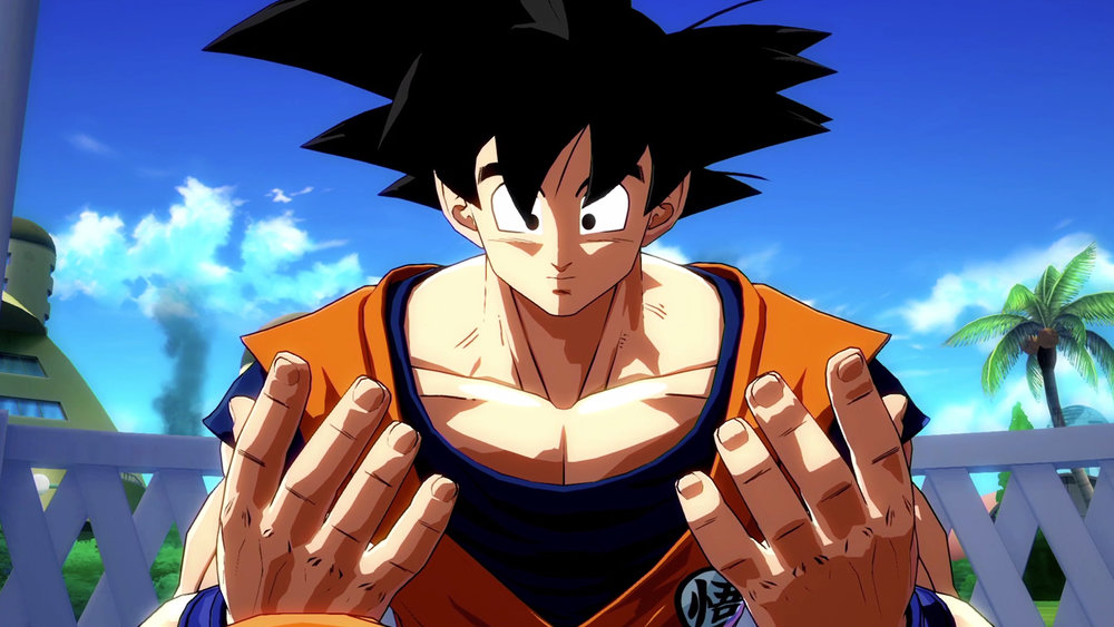 After being told that YOU are inside him, Goku begins to question the decisions he made in his life, as he should.