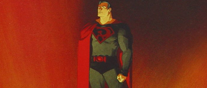 The Great Superman Red Son Will Become An Okay Animated Movie Trouble City