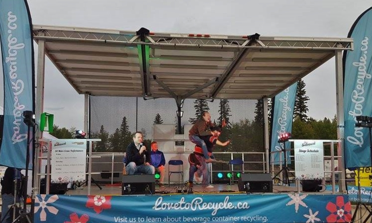 Sustainival 2015 Fort McMurray YMM