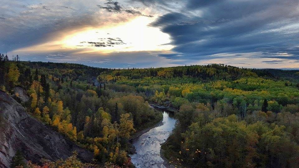Fort McMurray Fall