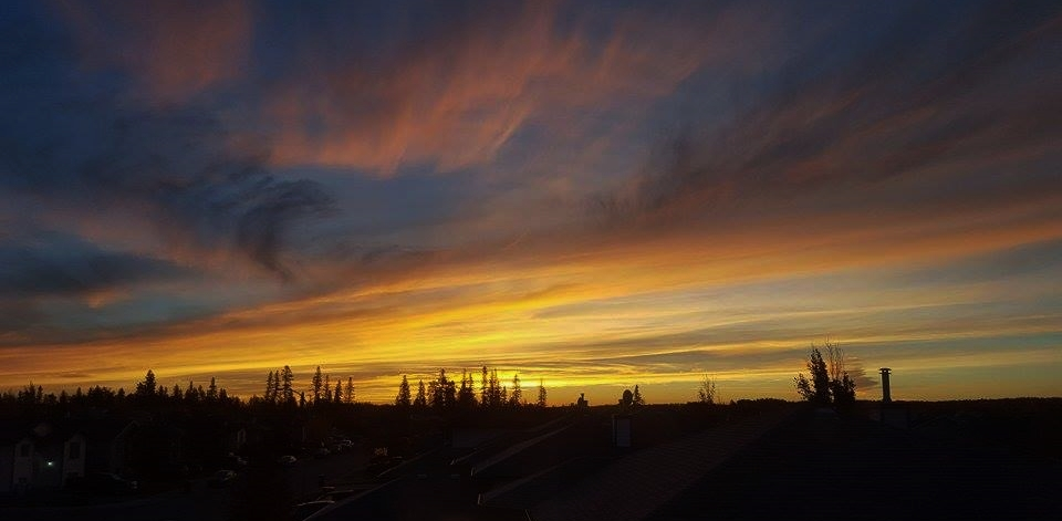 Fort McMurray Sunrise