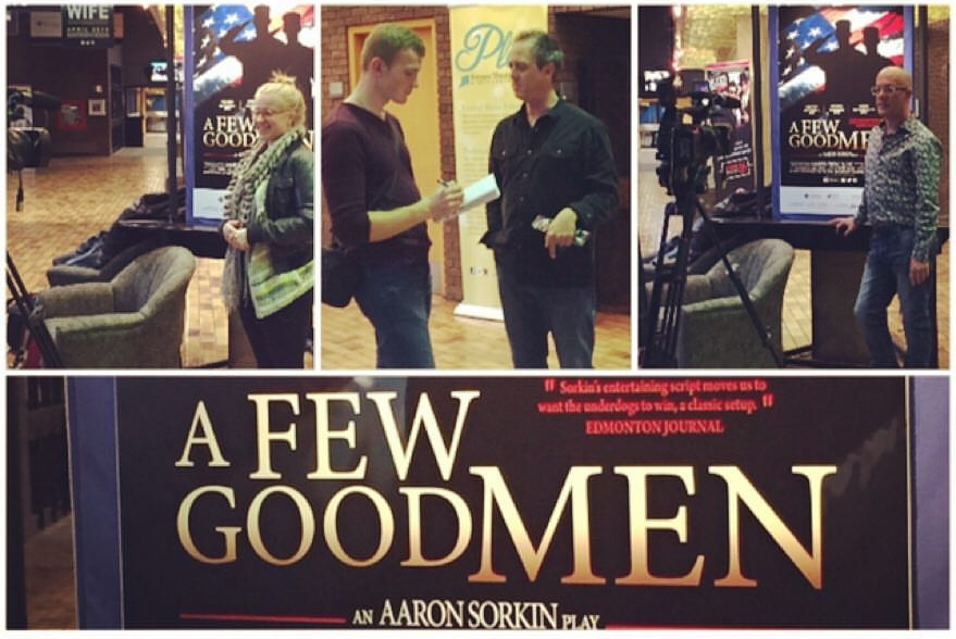 A few good men Keyano Theatre Fort McMurray