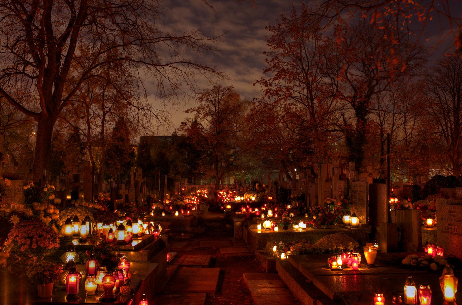 allhelgona kyrkogård