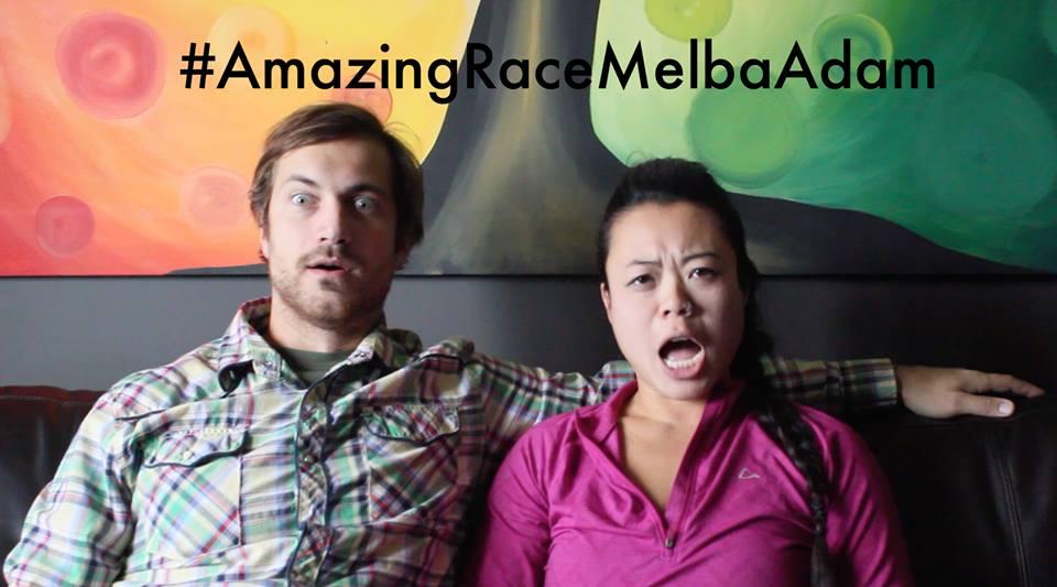Melba Adam Amazing Race Canada YMM