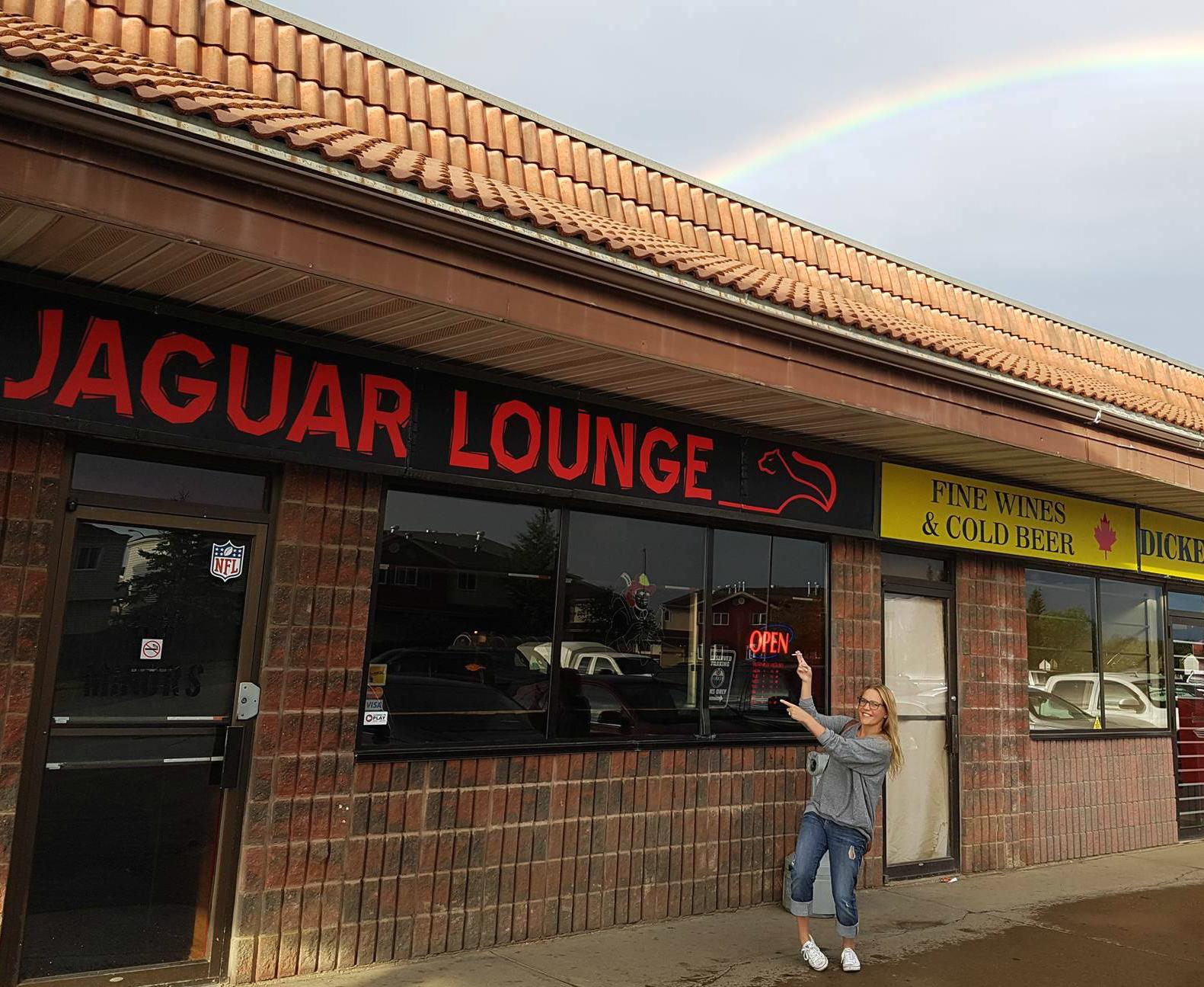 Jaguar Lounge