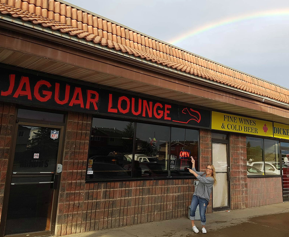 Jaguar Lounge