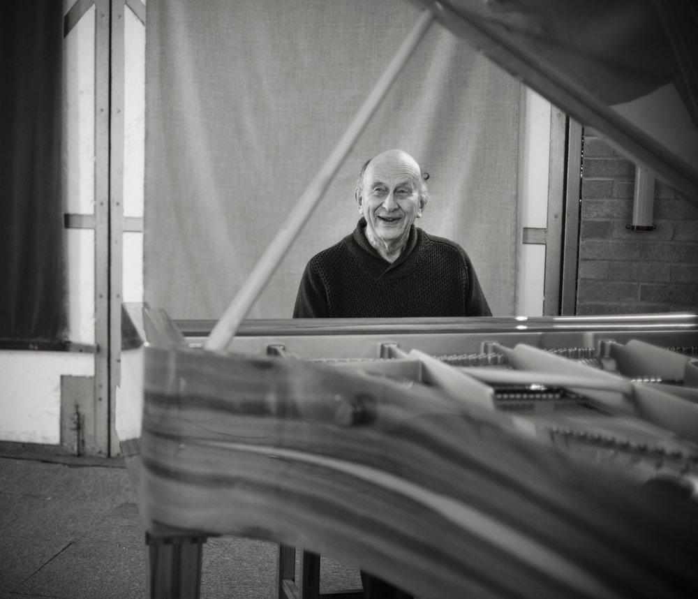 Richard Dain - piano innovator
