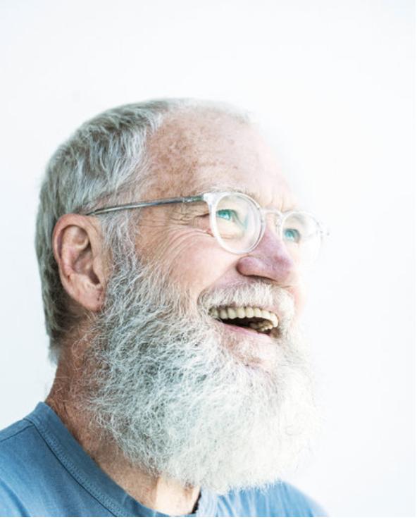 David Letterman, Damon Winter, The New York Times