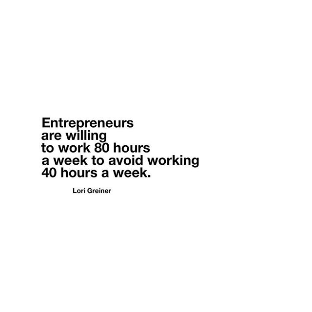 Just about the hustle 😎 #weekendquote