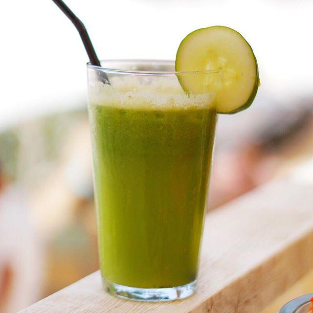 Green Juice is a must 😔 #juicingislife