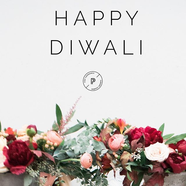 Happy Diwali from everyone at Pop Commerce ✨✨✨