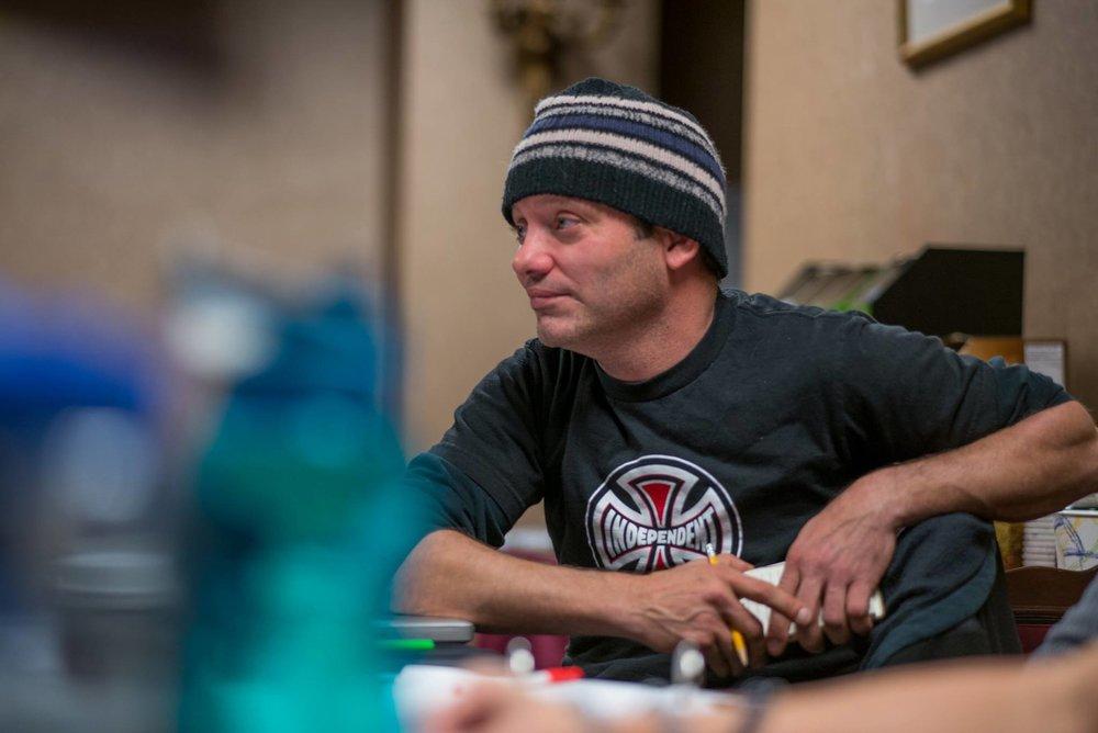David, A Director (Photo Credit:Richard Lovrich)