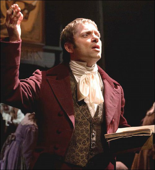 Washington Irving,  A Legend of Sleepy Hollow , New York State Theatre Institute (Photo Credit: Joe Schuyler)