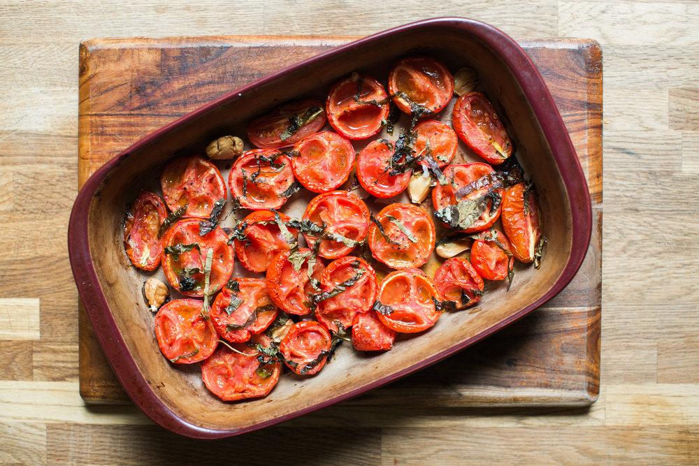 Roasted Tomato Garlic Marinara