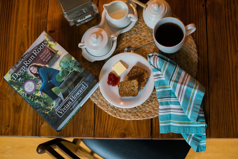 Deep Run Roots Cookbook by Vivian Howard