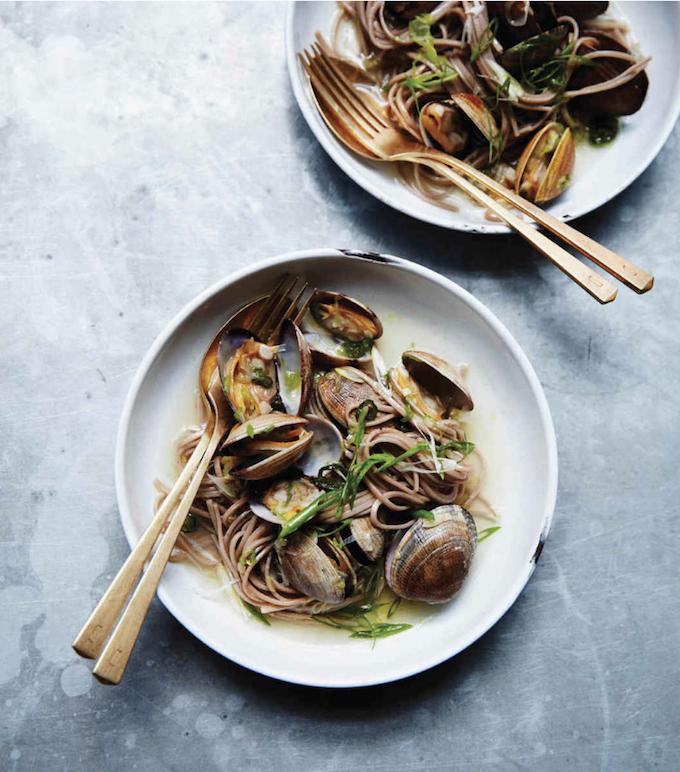 soba-almejas-receta-noodles-japones