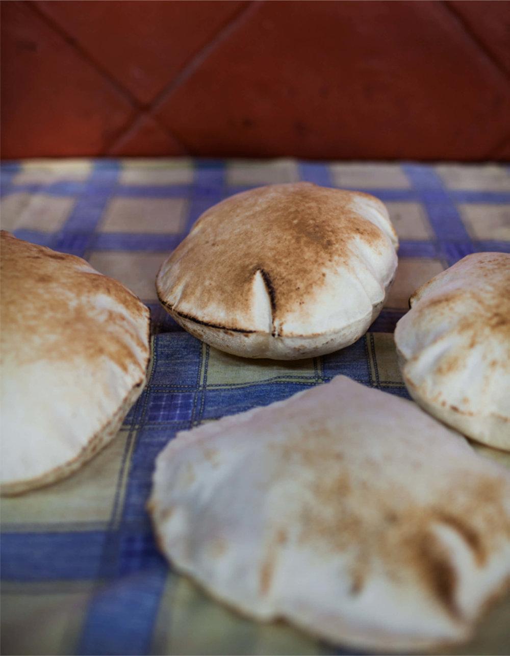 comida-libanesa-pan-árabe-pita-gastronomía-libano-cdmx