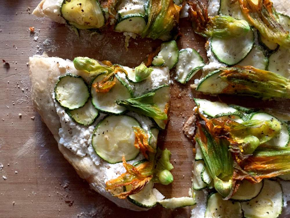 pizza-vegetariana-horno-receta-facil