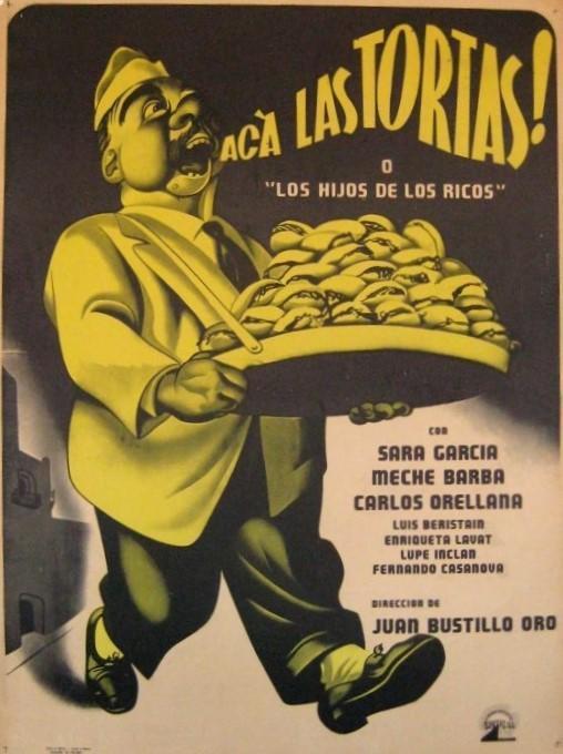 Acá las tortas (1951)